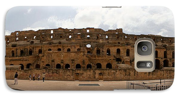 Galaxy Case featuring the photograph El Jem by Jon Emery