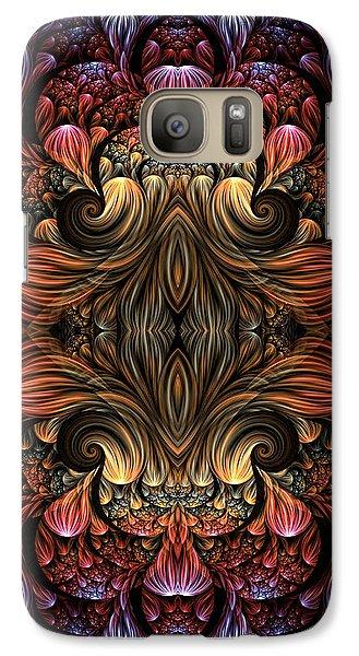 Galaxy Case featuring the digital art Elegance By Design by Lea Wiggins