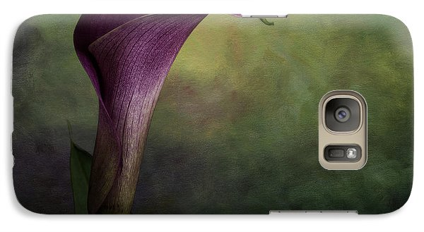Galaxy Case featuring the photograph Elegance In Simplicity by Kristal Kraft