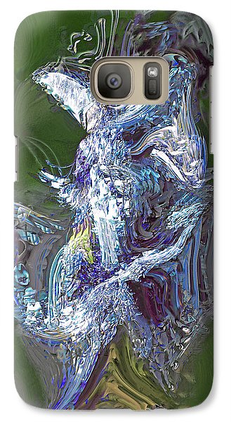 Galaxy Case featuring the photograph Elemental by Richard Thomas