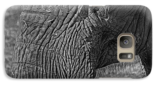 Elephant.. Dont Cry Galaxy S7 Case by Miroslava Jurcik