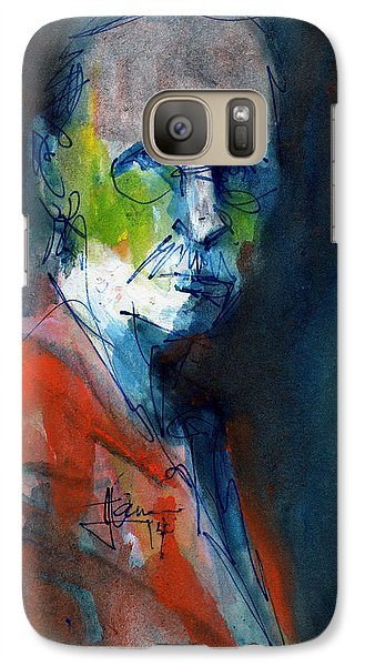 Galaxy Case featuring the photograph Elliot I by Jim Vance