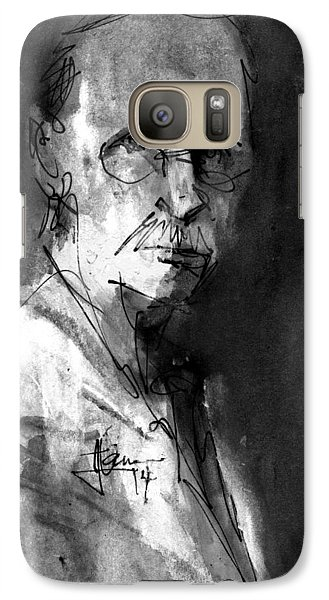 Galaxy Case featuring the photograph Elliot II by Jim Vance
