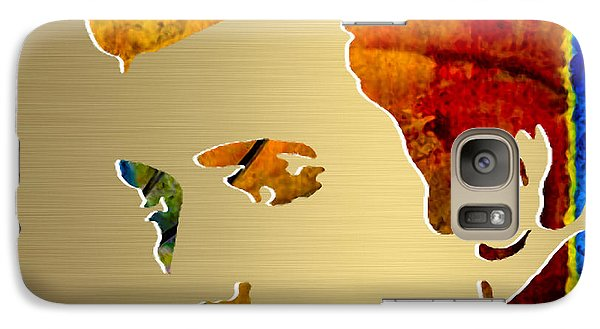 Elvis Gold Series Galaxy Case by Marvin Blaine