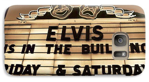 Elvis Is In Galaxy S7 Case