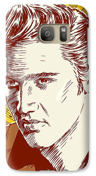 Elvis Presley Pop Art Galaxy S7 Case