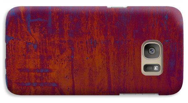 Galaxy Case featuring the digital art Embers by Ken Walker