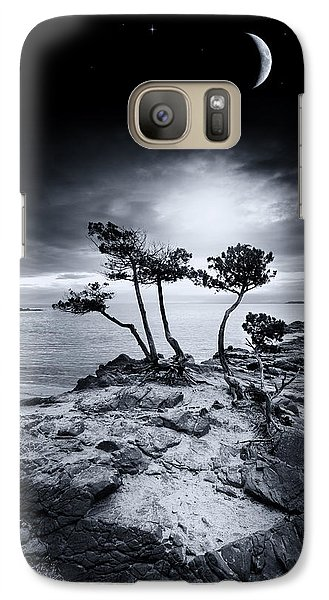 Galaxy Case featuring the photograph Emotional High by Philippe Sainte-Laudy