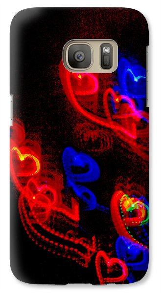 Galaxy Case featuring the photograph Emotions by Rowana Ray