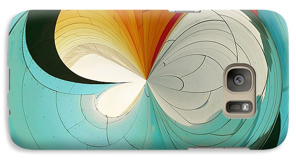 Galaxy Case featuring the photograph Emp Inspired by Sonya Lang