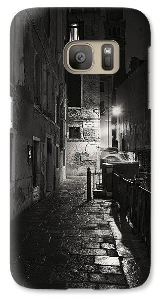 Galaxy Case featuring the photograph Empire Of Light 2 by Marion Galt