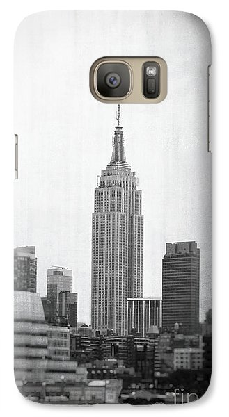 Galaxy Case featuring the photograph Empire State by Paul Cammarata