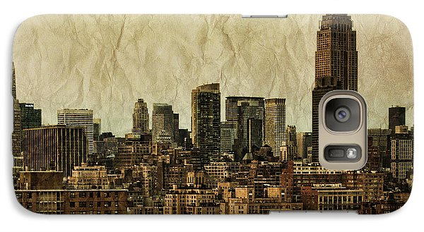 Empire State Building Galaxy S7 Case - Empire Stories by Andrew Paranavitana