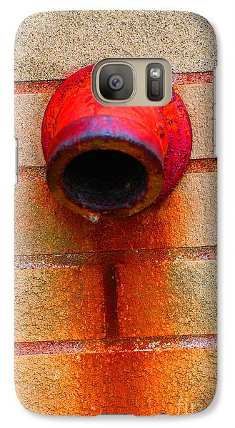 Galaxy Case featuring the photograph Empty by Christiane Hellner-OBrien