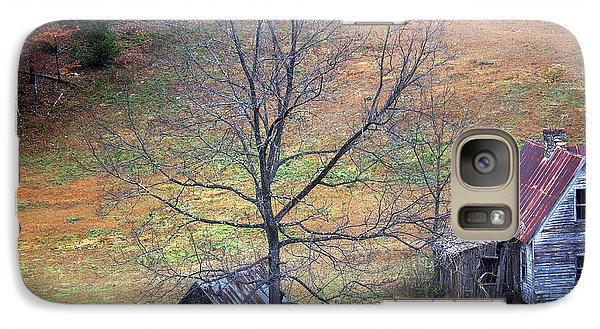 Galaxy Case featuring the photograph Empty Nest by Faith Williams