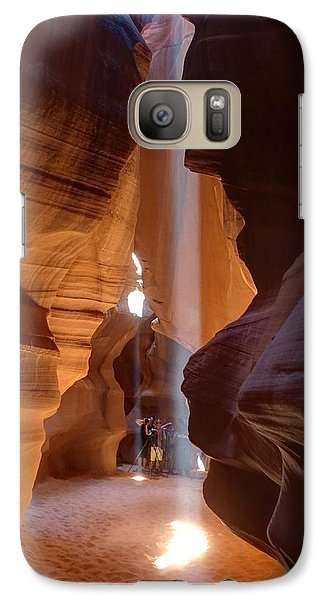 Galaxy Case featuring the photograph Enchanted Cathedral by Peter Thoeny