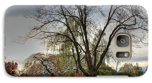 Galaxy Case featuring the photograph Enchanted Garden by Eti Reid
