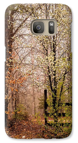 Galaxy Case featuring the photograph Enchanted by Laura DAddona
