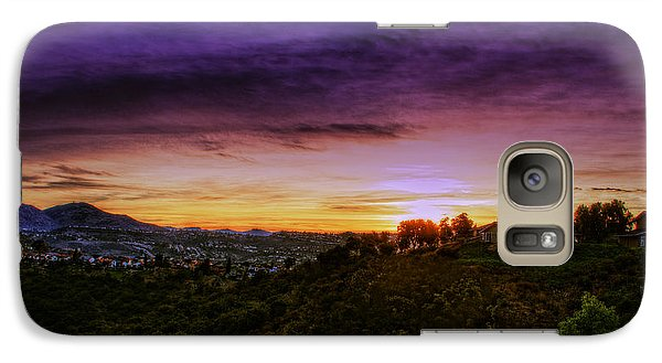 Galaxy Case featuring the photograph Enchanted Morning In The Land Of Na by Jeremy McKay