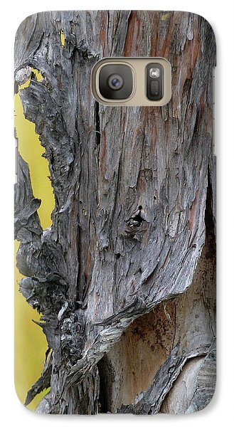 Galaxy Case featuring the painting Enchanted by Newel Hunter