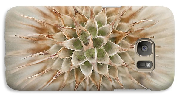 Enchanted Thistle Galaxy S7 Case