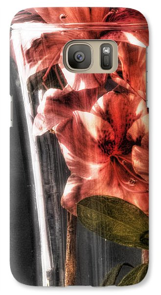 Galaxy Case featuring the photograph Enchanting by Janie Johnson