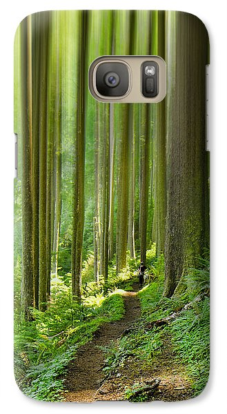 Galaxy Case featuring the photograph Enchantment by Don Schwartz