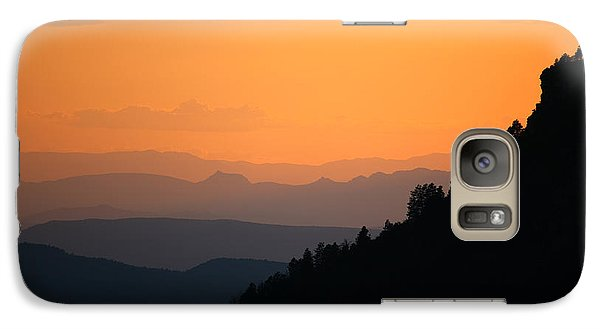 End Of The Day Galaxy S7 Case
