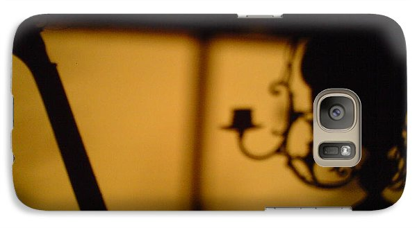 Galaxy Case featuring the photograph End Of The Day by Martin Howard