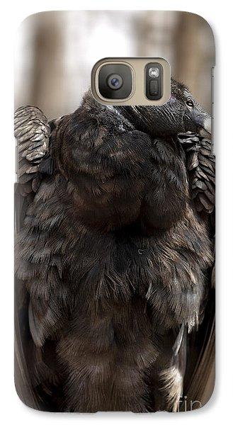 Condor Galaxy S7 Case - Endangered Andean Condor by Brandon Alms
