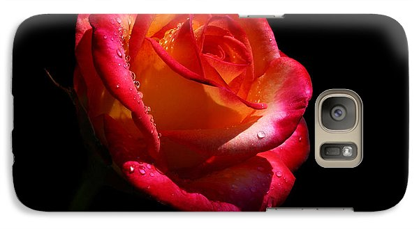 Galaxy Case featuring the photograph Enflamed by Doug Norkum