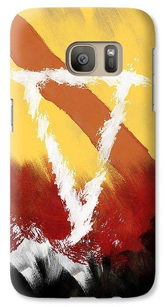 Enlightenment  Galaxy S7 Case by Condor