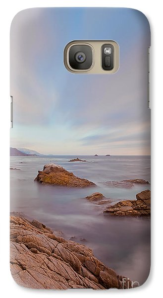 Galaxy Case featuring the photograph Enlightment by Jonathan Nguyen