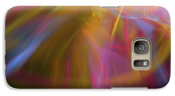 Galaxy Case featuring the digital art Enter by Margie Chapman
