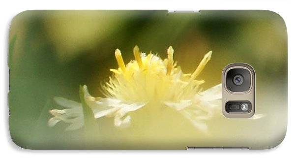 Galaxy Case featuring the photograph Enwrapped In Misty Shroud by Linda Shafer