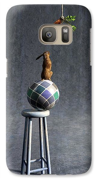 Equilibrium II Galaxy S7 Case by Cynthia Decker
