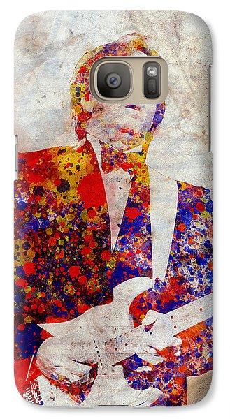 Eric Claptond Galaxy S7 Case