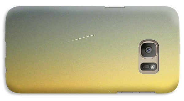 Galaxy Case featuring the photograph Escape by Carlee Ojeda