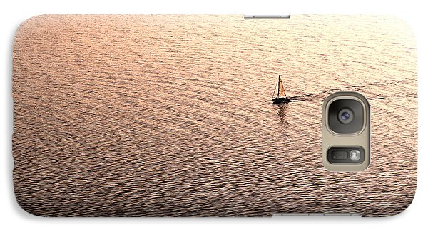 Galaxy Case featuring the photograph Escape by Lana Enderle