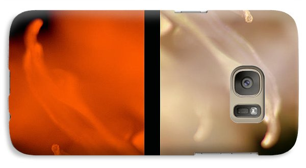 Galaxy Case featuring the photograph Essential by Martina  Rathgens