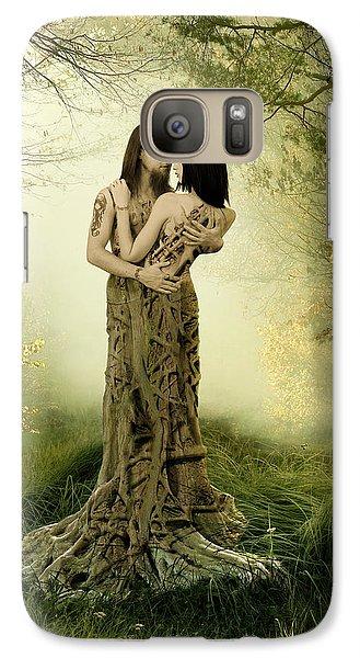 Eternal Embrace Galaxy S7 Case by Linda Lees
