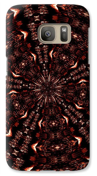 Galaxy Case featuring the photograph Eternity by Robyn King