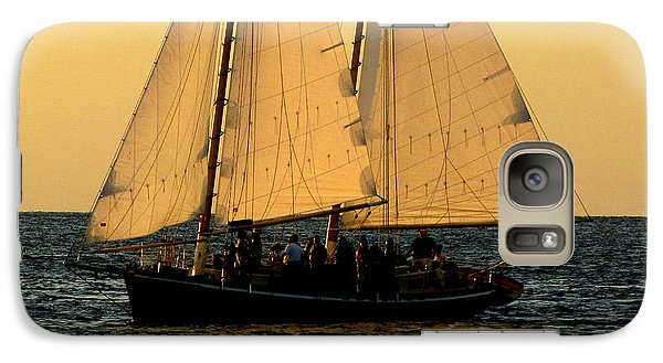 More Sails In Key West Galaxy S7 Case