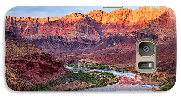 Evening At Cardenas Galaxy S7 Case