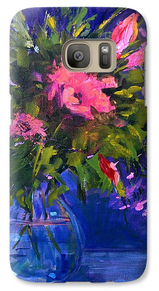 Evening Blooms Galaxy S7 Case