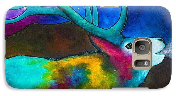 Evening Elk Galaxy S7 Case