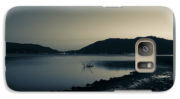 Galaxy Case featuring the photograph Evening by Kevin Bergen