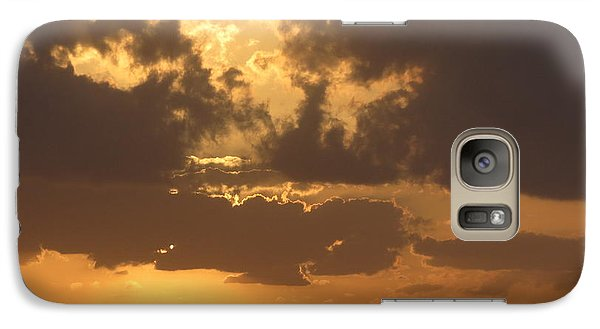 Galaxy Case featuring the photograph Evening Over Lake George by Fortunate Findings Shirley Dickerson