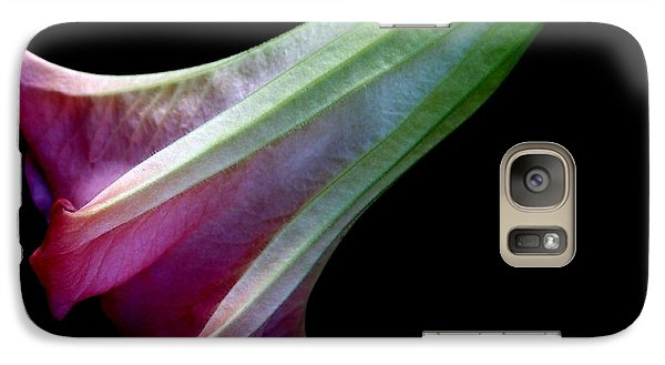 Galaxy Case featuring the photograph Evening Poetry by Geri Glavis
