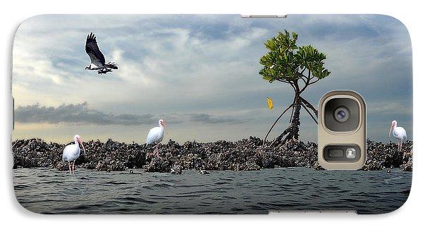 Galaxy Case featuring the photograph Everglade Scene by Dan Friend